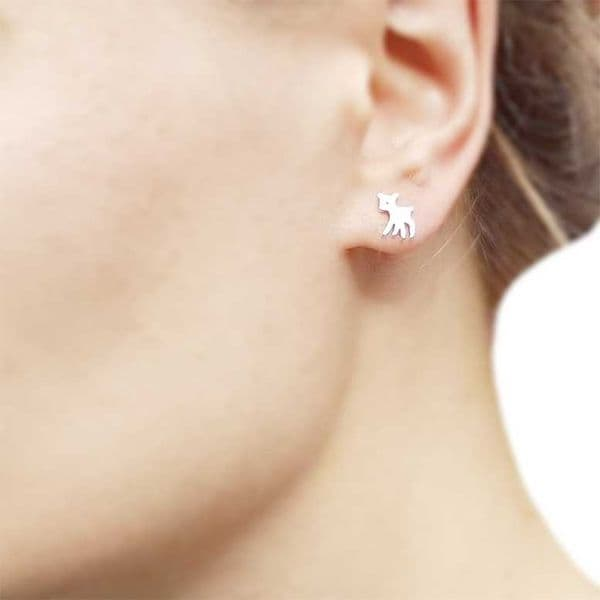 Bambi Stud Earrings